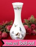 <英国フラワーフェアリー>「The Lavender Fairy」ラベンダーのお花の妖精さんの一輪挿し