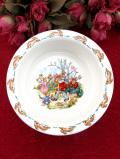 <ロイヤル・ドルトン>「バニキンズ」♪世界的に有名なウサギさんの絵皿のボウル