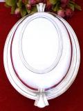 <英国銀器>1930年代:アールデコデザイン♪銀細工がみごとな大きくて美しいキャセロール