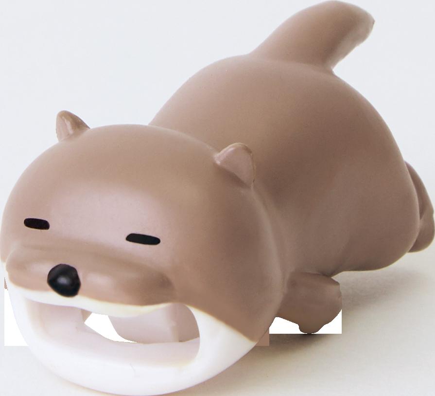 ZIPPERBITE Otter ジッパーバイト カワウソ【ネコポス可】