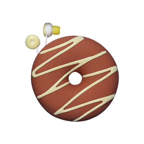 ドーナツイヤホン ミルクチョコレート