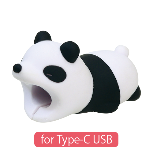 CABLE BITE for Type-C USB Panda ケーブルバイト フォータイプシーUSB パンダ
