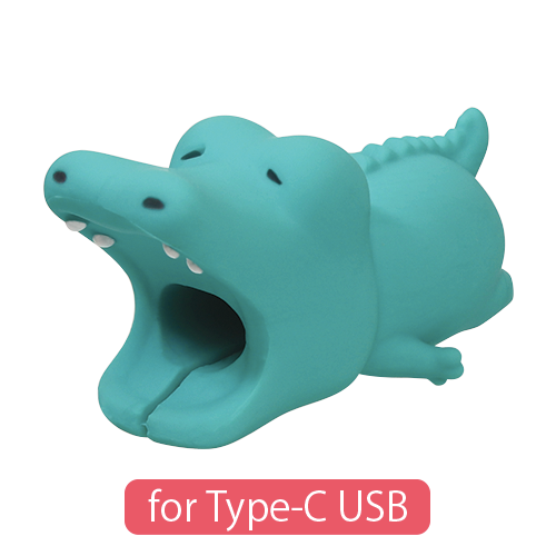 CABLE BITE for Type-C USB Crocodile ケーブルバイト フォータイプシーUSB ワニ