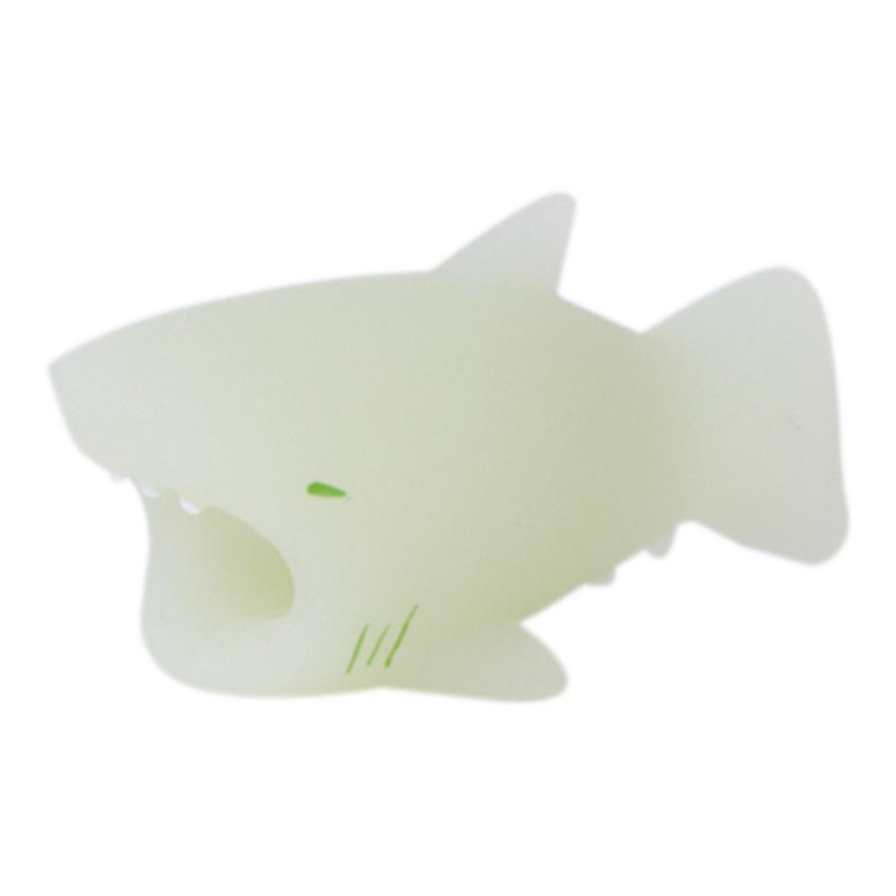 ケーブルバイトグロウ サメ