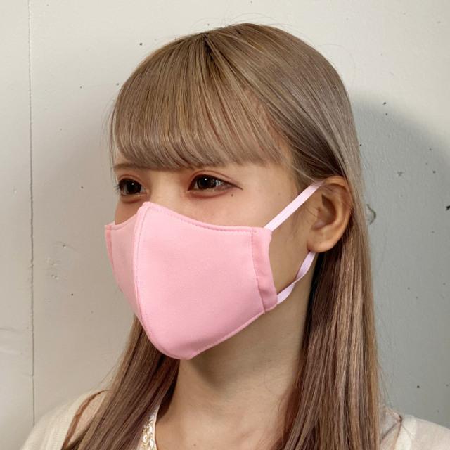 国産布マスク L ピンク