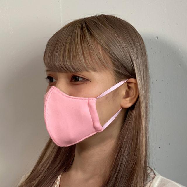 国産布マスク M ピンク