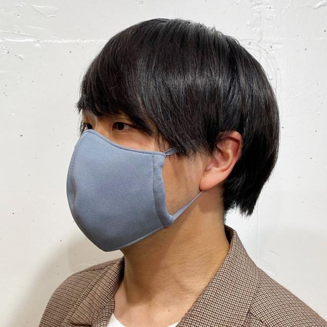高田馬場マスク XLサイズグレー