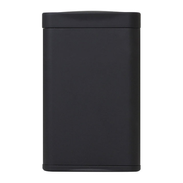 Pocket Ashtray Slim BLACK ポケット アシュトレイ スリム ブラック