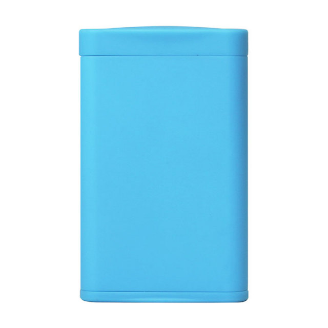 Pocket Ashtray Slim LIGHT BLUE
