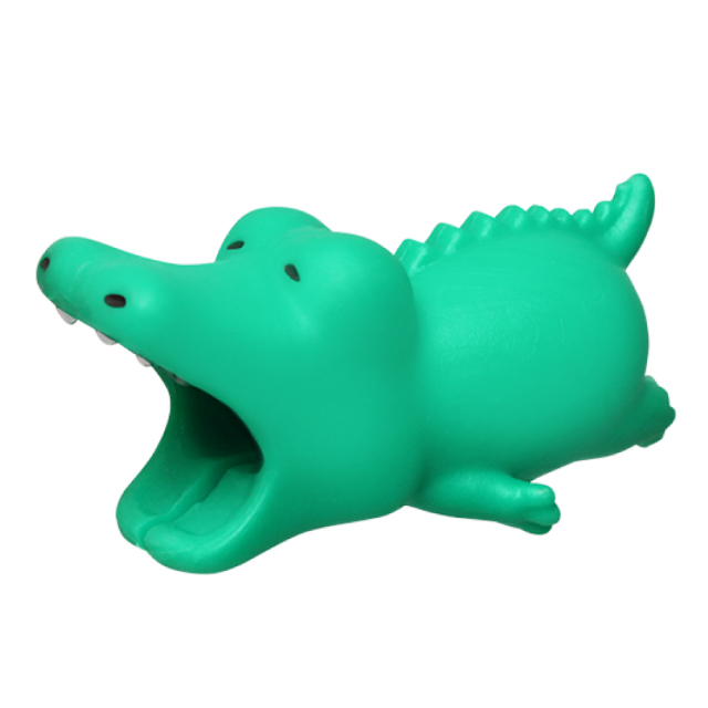CABLE BITE Crocodile ケーブルバイト ワニ 【ネコポス可】