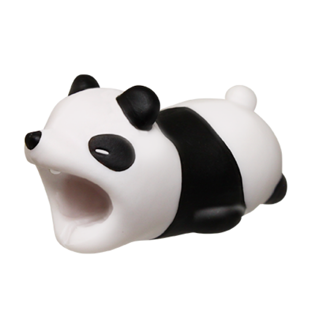 CABLE BITE Panda 【3コで送料無料!】 ケーブル バイト