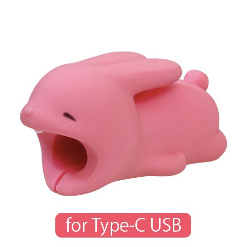 CABLE BITE for Type-C USB Rabbit ケーブルバイト フォータイプシーUSB ラビット