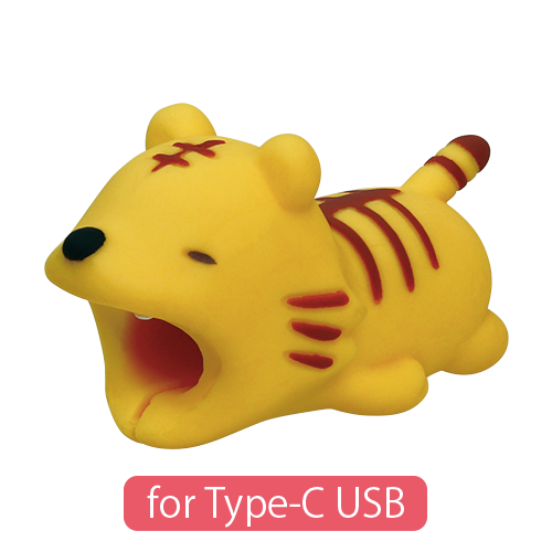 CABLE BITE for Type-C USB Tiger ケーブルバイト フォータイプシーUSB トラ