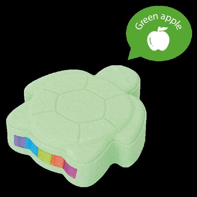 RAINBOMB Sea turtle Green apple グリーンアップル