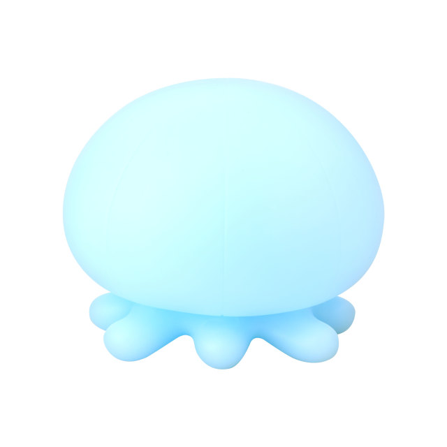 RELAXING BATH LIGHT -Jellyfish- Blue