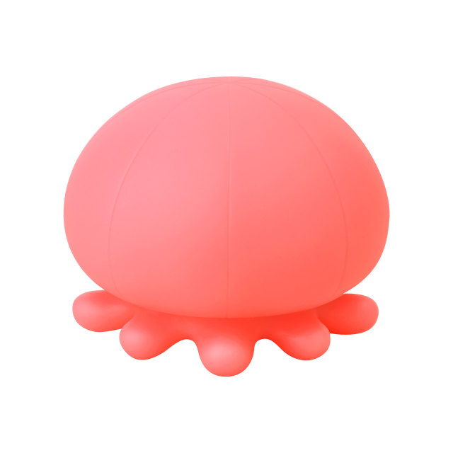 RELAXING BATH LIGHT -Jellyfish- Pink