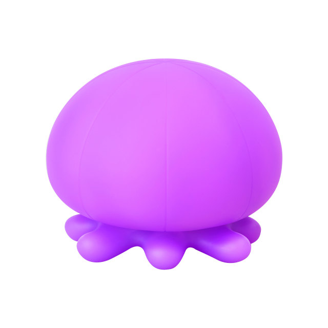 RELAXING BATH LIGHT -Jellyfish- Violet