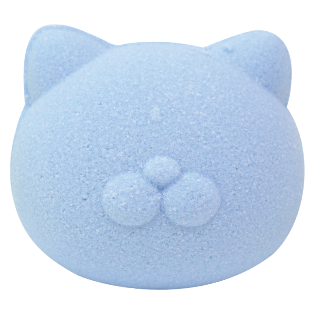 【ネコにモテる入浴剤!?】NEKOMOTE Bathball Rosemary ネコモテバスボール ローズマリー