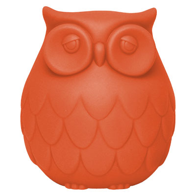 OWL NIGHT LIGHT オレンジ