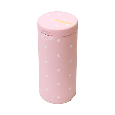 Pocket Ashtray Graphic Dot PINK