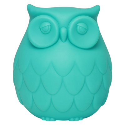 OWL NIGHT LIGHT ブルー