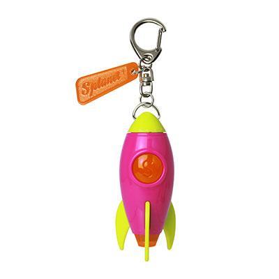 プロジェクターロケット キーライト ピンク