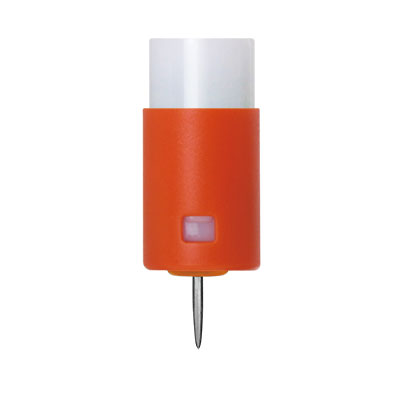 Push Pin Light ORANGE
