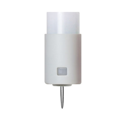 Push Pin Light WHITE