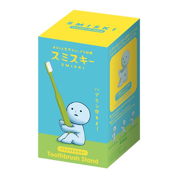 スミスキー Toothbrush Stand ブラシマモルスキー パッケージ