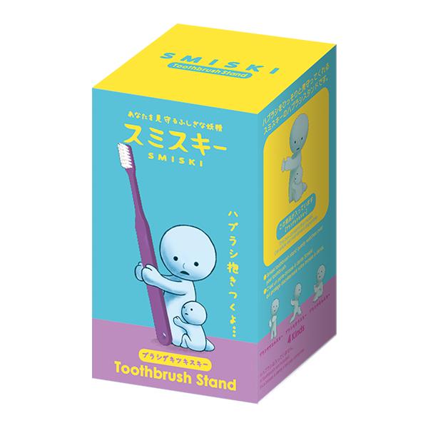 スミスキー Toothbrush Stand ブラシダキツキスキー パッケージ