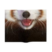 アニマルマスクブックカバー Lesser Panda