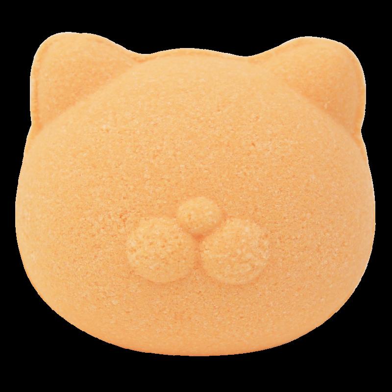 【ネコにモテる入浴剤!?】NEKOMOTE Bathball Chamomile ネコモテバスボール カモミール