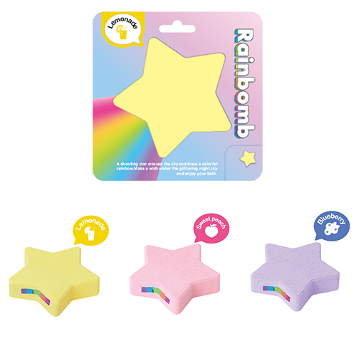 Rainbomb Star 3点セット