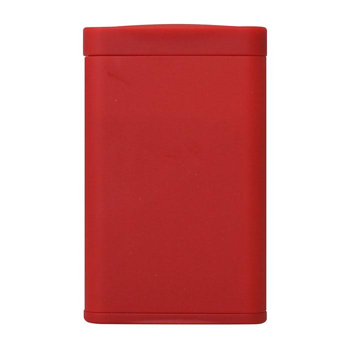 Pocket Ashtray Slim RED ポケット アシュトレイ スリム レッド