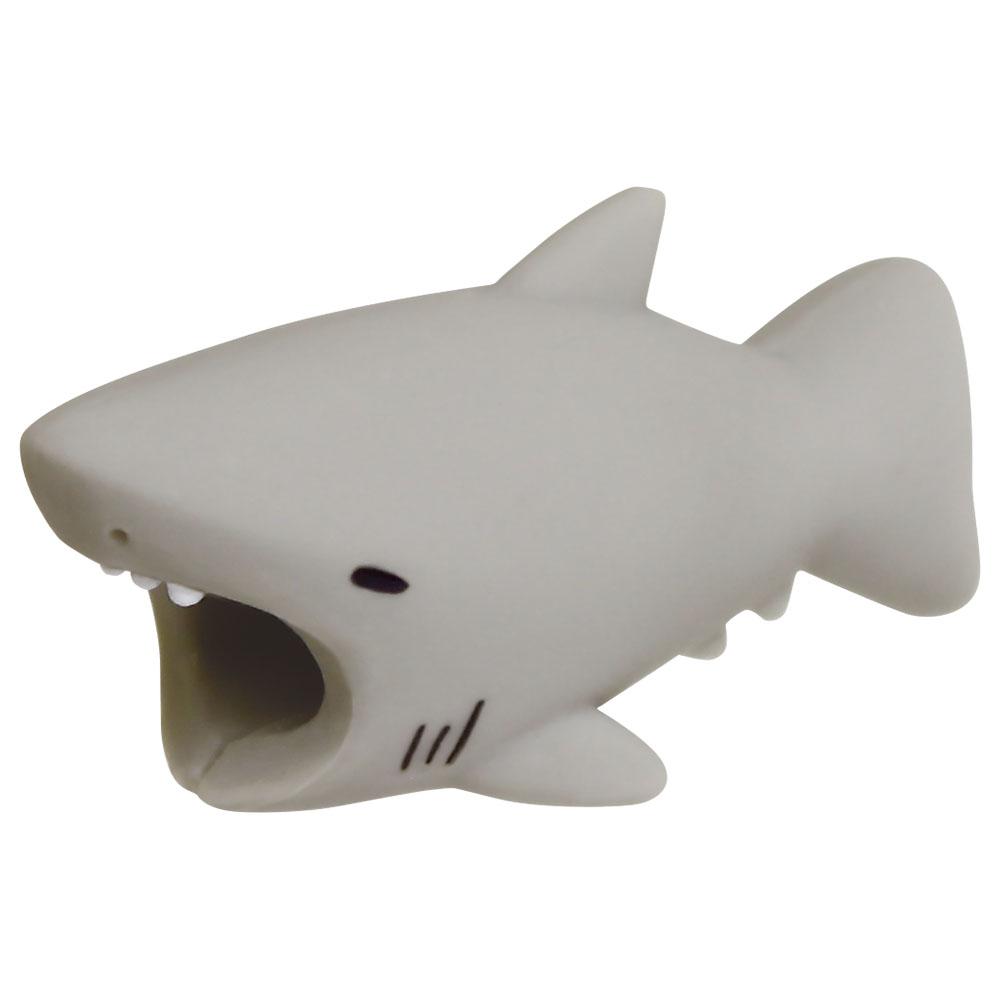 ケーブルバイトvol.3サメ/グレー