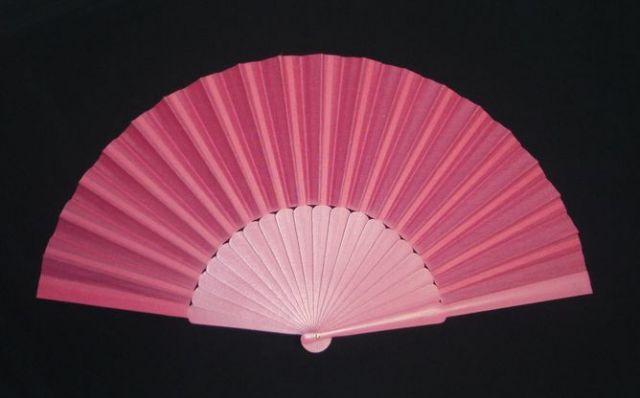 アバニコ・無地・片面張り・大(31.5cm)・濃いピンク