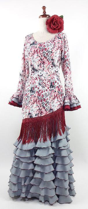 オーダー衣装 デザイン見本 G-1412 イサベル ロングブラウス&ファルダ