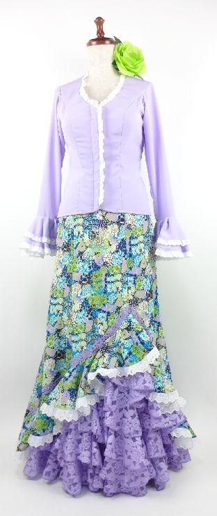 オーダードレス デザイン見本  G-1416  ハーベスタ
