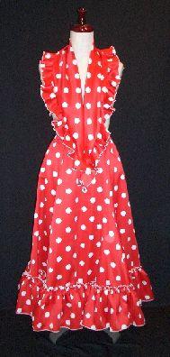 子供フラメンコ衣装