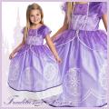 コスチューム★ハロウィン/S/M/L/XL★Traditional Princess 11016 Amulet Princess なりきりソフィア ラベンダープリンセスドレス