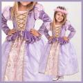 コスチューム★ハロウィン/S/M/L/XL★Traditional Princess 11372 Classic Rapunzel なりきりラプンツェル! グリム童話のお姫様 ラプンツェルみたいなプリンセスドレス 長袖タイプ