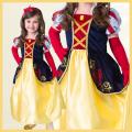 【送料無料】コスチューム★ハロウィン/S/M/L/XL★Satin Princess 11076 Satin Snow White なりきり白雪姫! 白雪姫みたいなプリンセスドレス