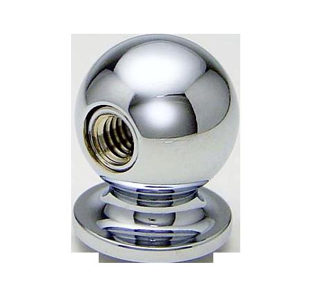 タムタム/スネア用ラグ(ブラックニッケル)Agile Tube Lug-Single Ended 01-01nb