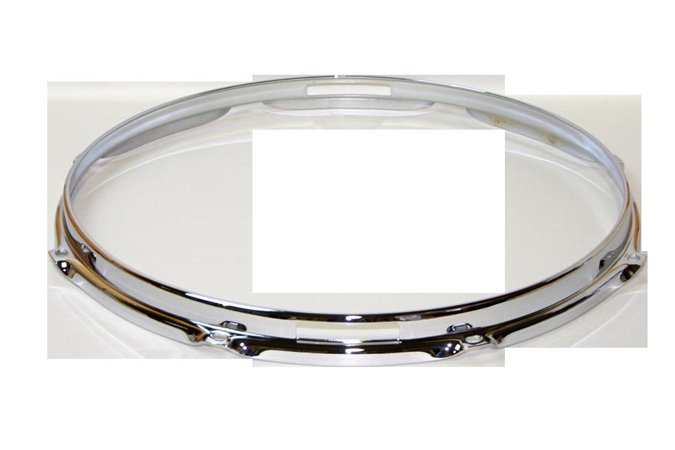 """スティックセイバーフープ(クローム)Hoop 2.3mmx12""""x6 Resonant 231206Scr"""