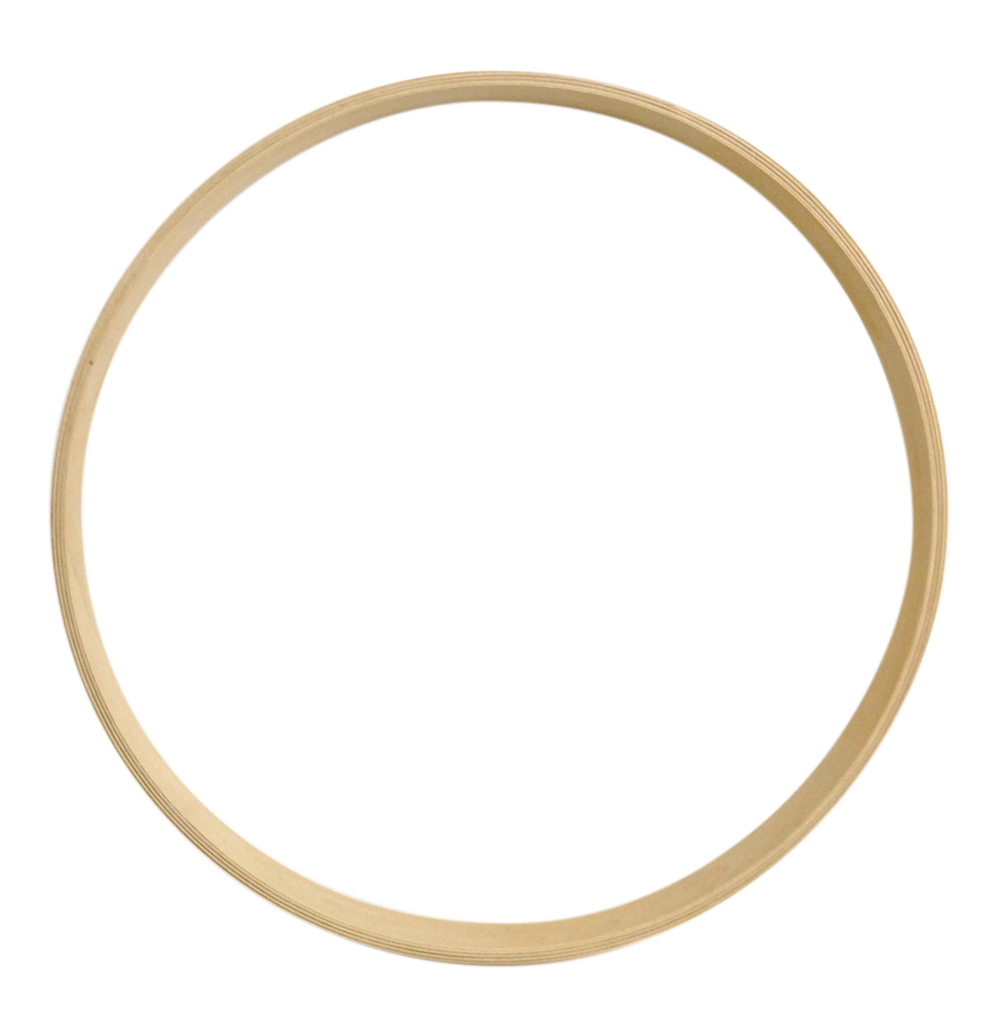 """フープ(メイプル)Hoop 16"""" Batter/Resonant 1612 (Bランク品につき大特価)"""