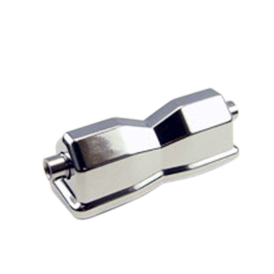 スネア用ラグ(クローム)Lug-Double Ended 02-03cr