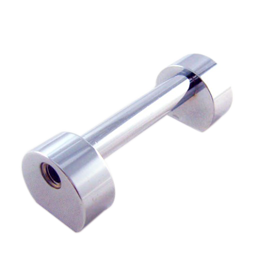 スネア用ラグ(ブラックニッケル)Tube Lug-Double Ended 06-051nb