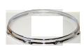 """スティックセイバーフープ(クローム)Hoop 2.3mmx10""""x6 Resonant 231006Scr"""