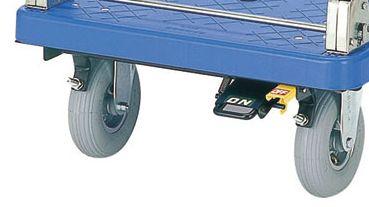 プラ300品番空気タイヤ用フットブレーキ
