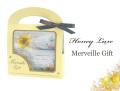 161104ハニーリュクス メルヴェイユ バスギフトセット バスパウダー バスタブレット バスエッセンス ハニー&レモンの香り